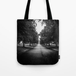 The Lone Walk Tote Bag