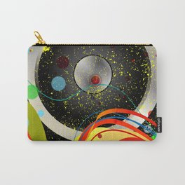 Jazz Musical Background Carry-All Pouch