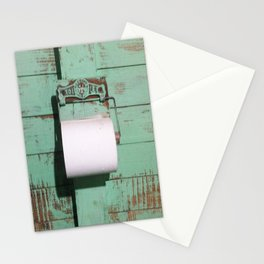 A Square to Spare Stationery Cards