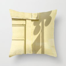 #SHADOW PLAY - HOLLYWOOD FLORIDA USA  Throw Pillow