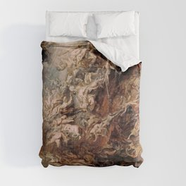 Peter Paul Rubens's The Fall of the Damned Comforters