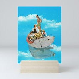 Fishing Time Mini Art Print