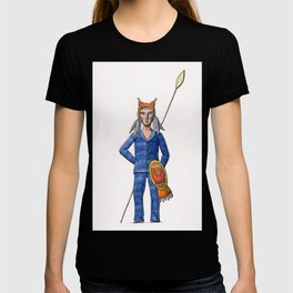 Lynx Warrior T-shirt