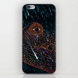 radiochameleon iPhone Skin