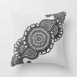 Sneha (Love) #3 Throw Pillow