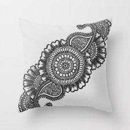 Sneha (Love) #3 Throw Pillow