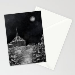 Ankenes church Stationery Cards