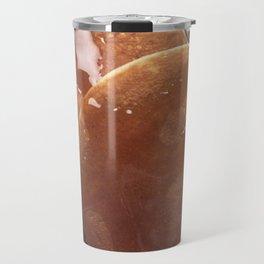 Pancakes with Maple Syrup Travel Mug