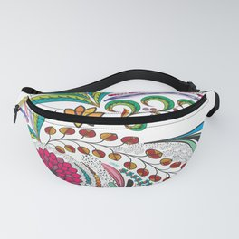 Colorful Vibes Fanny Pack
