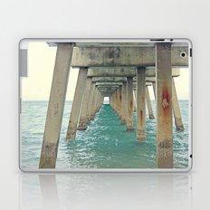 Ocean Pier Laptop & iPad Skin