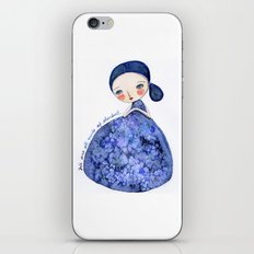 We Are Made Of Stardust iPhone & iPod Skin