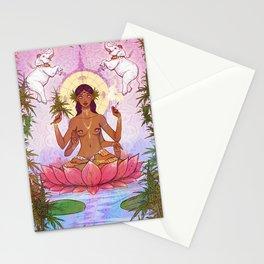 Ganja Goddess Stationery Cards
