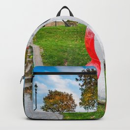 Conwy Buoy Autumn Backpack