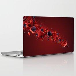 Fruitastic - Red Laptop & iPad Skin