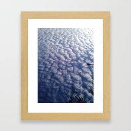 Land or Air Framed Art Print