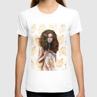 siren T-shirts featuring siren by Steven Bossler