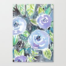 Gardens of Montclair Canvas Print