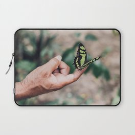 Butterfly Touch Laptop Sleeve
