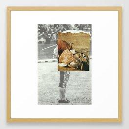 Conde Framed Art Print