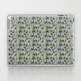 Dead Rose & Snapdragon Pattern Laptop & iPad Skin