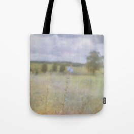 No-man's-land Tote Bag