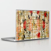 monster Laptop & iPad Skins featuring Monster by Tammy Kushnir