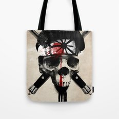 Death to LaRusso Tote Bag