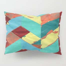 PAINTED GEOMETRY Pillow Sham