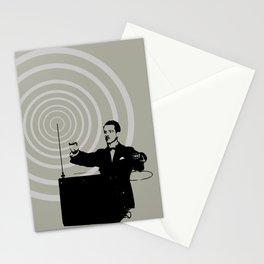 theramin Stationery Cards