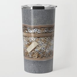 can tips in a cardstock box and tools, warsaw Travel Mug
