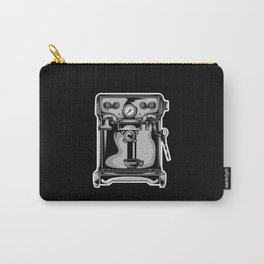 Coffee Espresso Machine. - Version 3 - Gift Carry-All Pouch