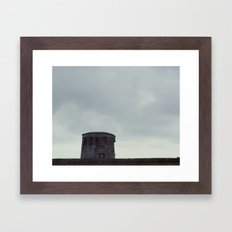 Roundhouse Framed Art Print