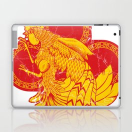 Rooter Red Laptop & iPad Skin