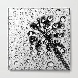 Palm Universe Metal Print