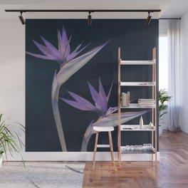 Birds of paradise Wall Mural