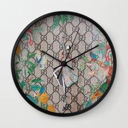 guci dance Wall Clock