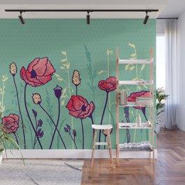 Summer Field Wall Mural