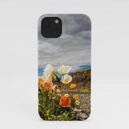 Icelandic Poppies III iPhone Case