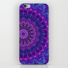 Harmony in Purple iPhone & iPod Skin