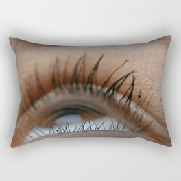 What we beheld 2 Rectangular Pillow