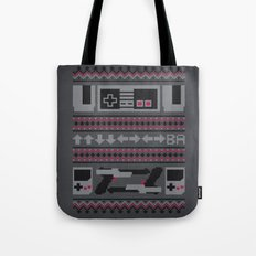 Old School Sweater Tote Bag