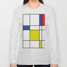Mondrian 1 Long Sleeve T-shirt