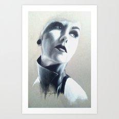 Her Wish  Art Print