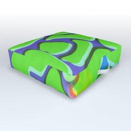 Punchy Three Outdoor Floor Cushion