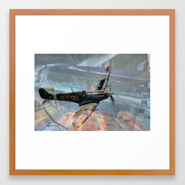 Rolls-Royce Merlin Framed Art Print