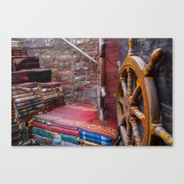 Find me Canvas Print