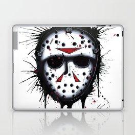 The Horror of Jason Laptop & iPad Skin