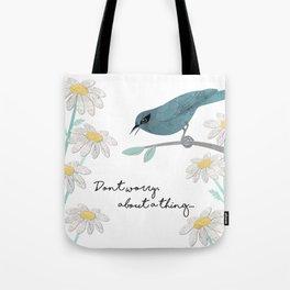 Three Little Birds, Part 1 Tote Bag