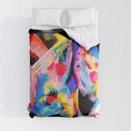 Kandinsky - Deluge Comforters
