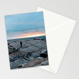 Halifax Sunset Stationery Cards